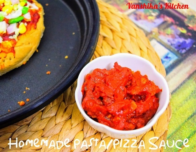 Homemade Pasta/pizza Sauce | Red Sauce for Pasta/Pizza | Tomato Sauce for Pasta |Arrabiata Sauce