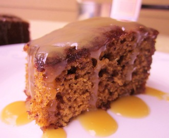 Sticky Toffee Pudding Cake