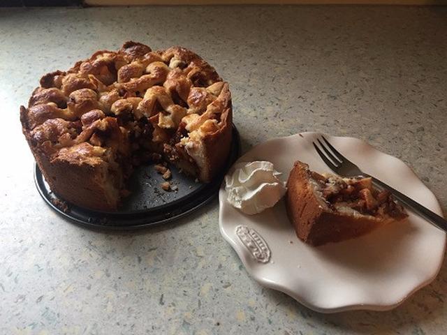 glutenvrije appeltaart - recept uit mytaste