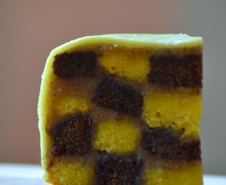 Heel Holland bakt: Battenberg cake