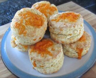 Recipe Love: Cheese Scones