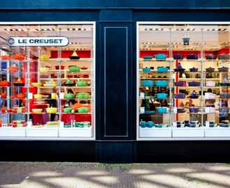 HOTSPOT | Le Creuset signature shop in Amsterdam