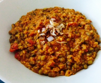 Easy Vegan Dal