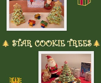 STAR COOKIE TREES - ALBERELLI STELLATI