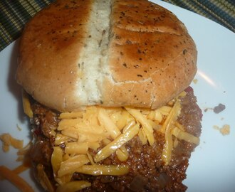 *** Sloppy Joe de Ricardo ***
