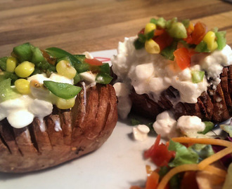 Recipe: Syn Free Hasselback Potatoes
