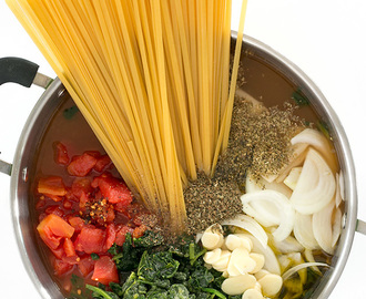 Italian Wonderpot (One Pot Pasta)