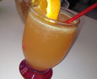 Cocktail sans alcool : le Fruit Limonade