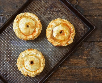 Pork Pies from Haynes Men's Pie Manual