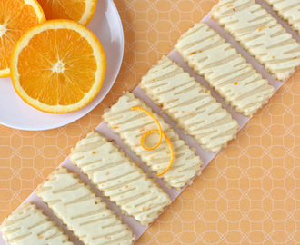 Orange Zest Sugar Cookies