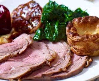 Scotch Beef Silverside Recipe