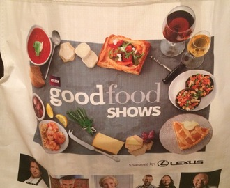 The BBC Good Food Show Scotland 2014