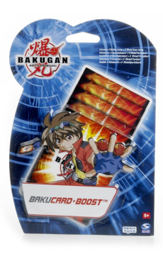 Bakugan,Card Booster