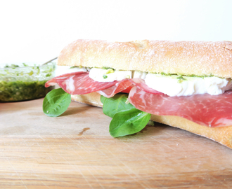 Recept: Italiaanse lunch