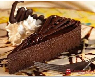 Torta de Chocolate com Café Diet