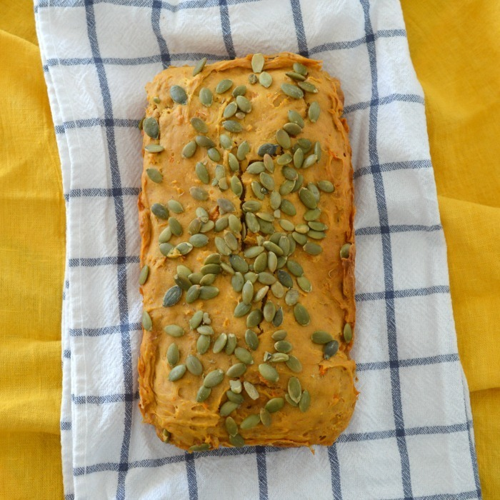 Thermomix Sweet Potato Loaf