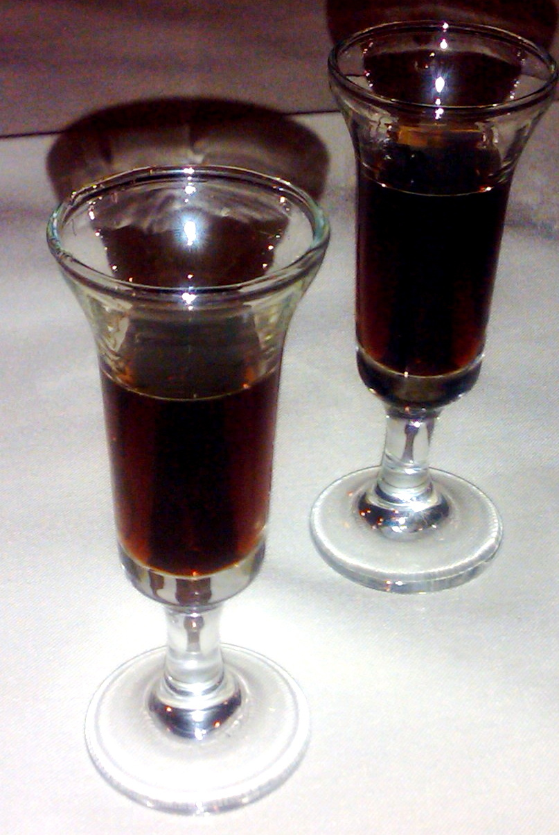 Wisniak (Polish Sweet Cherry Liqueur)