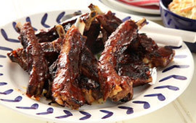 Marinerade spareribs