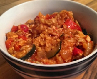Recipe: Slimming World Slow Cooker Chicken Jambalaya