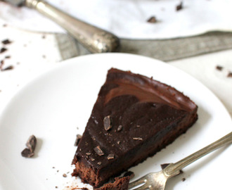 Chocolate & brownie cheesecake