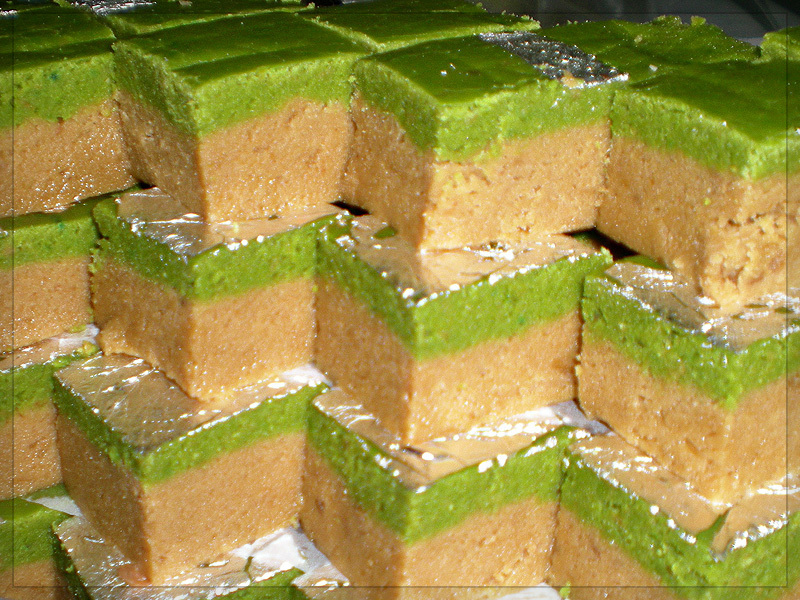 Kesar  Pista Barfi Recipe | Kesar  Pista Barfi Sweet Dish Easy Method for Cook