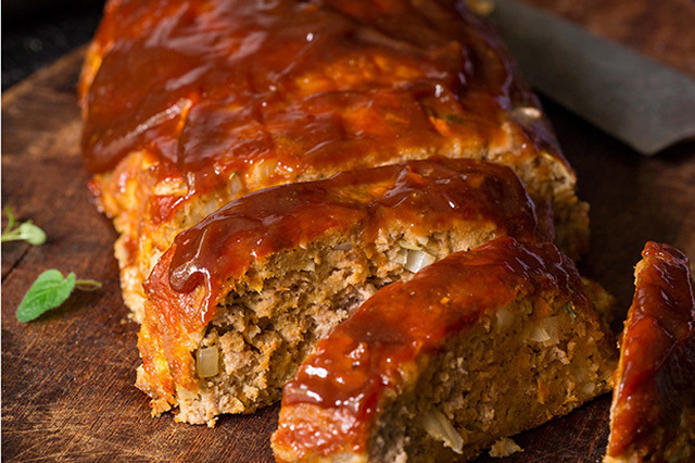 Old-fashioned Meat Loaf