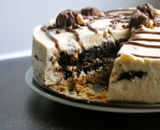 Peanut Butter Cheesecake of Death