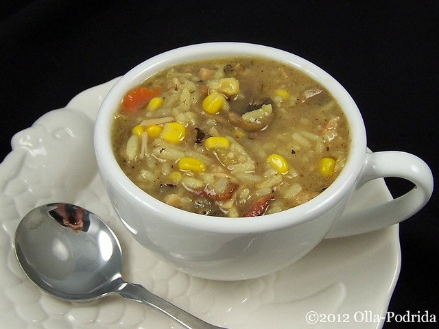 Turkey Dinner Chowder