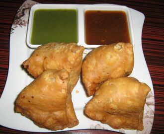 Samosa Recipe | How to Make Samosa Just Homemade Recipe