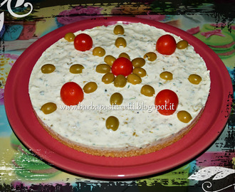 Cheese cake con Philadelphia allo yogurt greco!