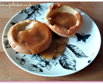 Herby Yorkshire Puddings