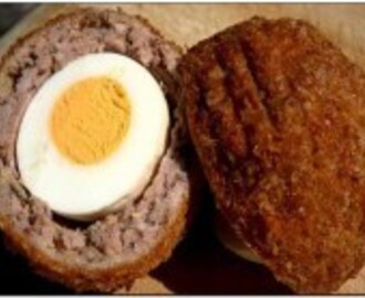 Bolovo (Scotch Eggs)