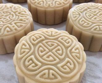 ~ Traditional Baked MoonCake 传统烘皮中秋月饼~