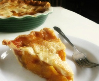 Perfect Peach Pie {A Southern Classic}