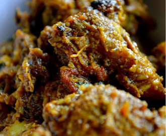 Black Pepper Lamb Curry | Gosht Kali Mirch Recipe