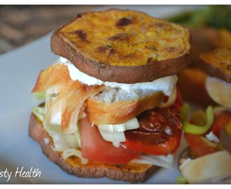 "Paleo-inspirerat lunch/middagstips: Mini kyckling ""sliders"""