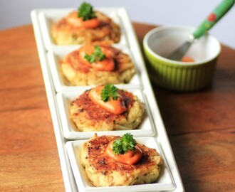 Crab Cakes with Smoky Aioli