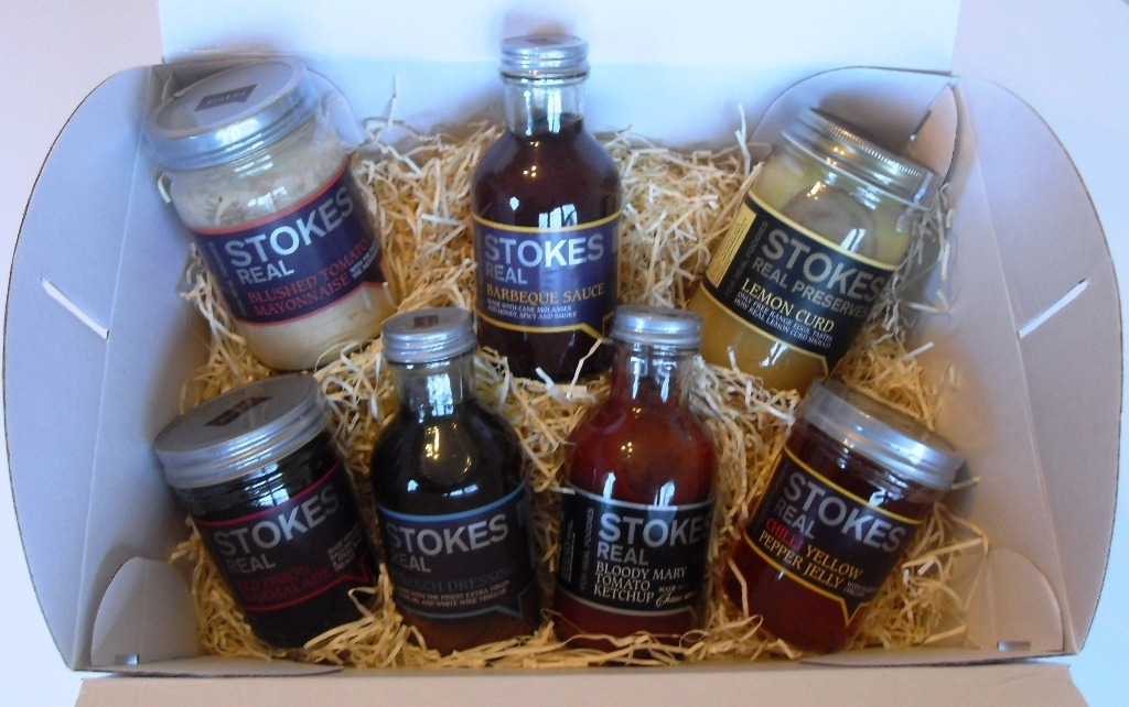 Win a Hamper from Stokes Sauces – Closed