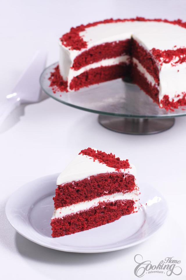 Tort Red Velvet Przepisy Z Mytaste