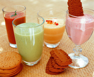 Morgonsol smoothies