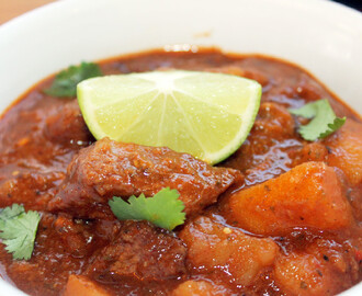 Beef and Potato Carne Guisada