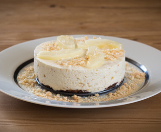 Søndags cheese cake