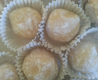 Lime White Chocolate Truffle