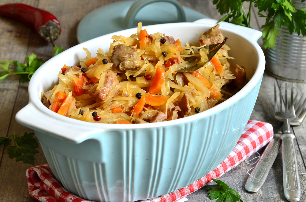 Slow Cooker Paleo Pork Stew