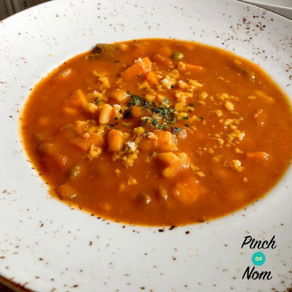 Syn Free Minestrone Soup | Slimming World
