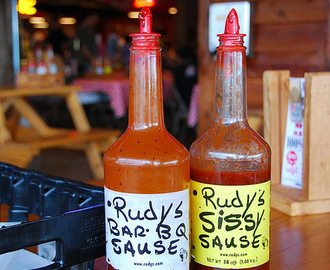first try at Rudy's Sissy Sause...