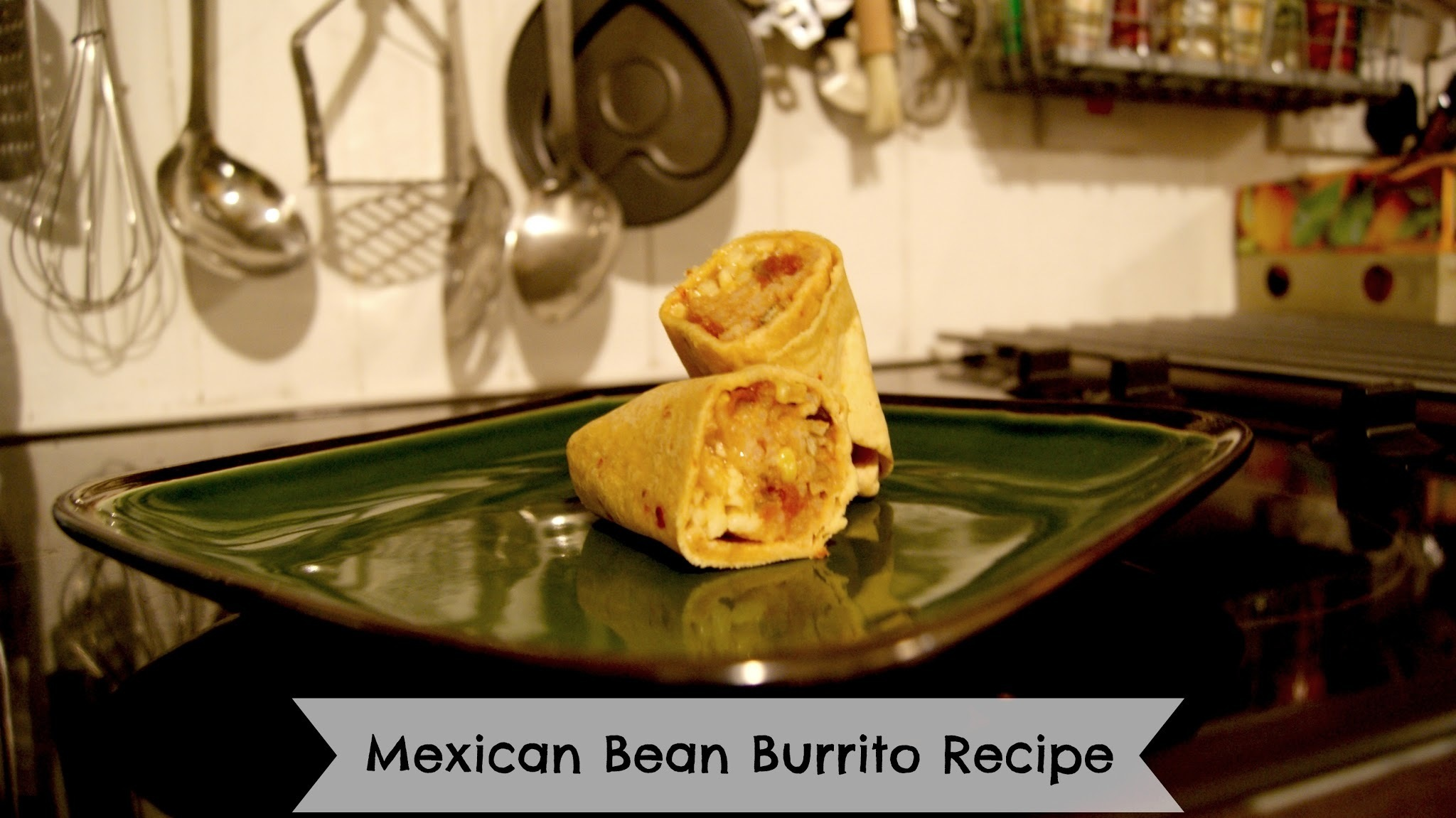 Cooking On A Budget - Meatless Burrito Recipe