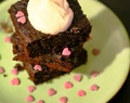 Paleobrownie/Bataattibrownie - Paleo brownie/Sweet potato brownie