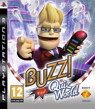 Buzz! Quiz World (PS3)
