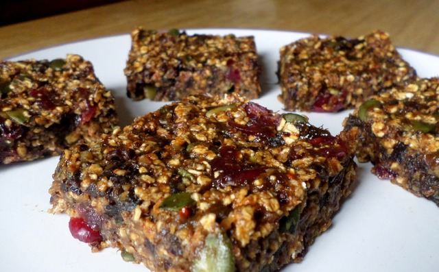 Honestly Healthy Flapjacks